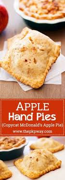75 Apple Pie Croustillants Mcdonald S Chausson Aux Easy Apple Pies Flaky Puff Pastry Squares Filled With