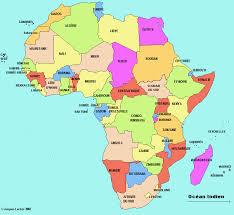 mapa de africa mapas de áfrica