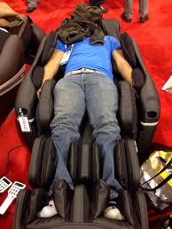 Inada Massage Chair Inada Dreamwave Massage Chair At Ces2014 1 Hour