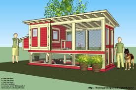 home garden plans notice of m101 free chicken coop plans how