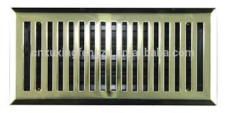 Decorative Return Air Grill Air Conditioning Decorative Return Air Grille Metal Floor Register