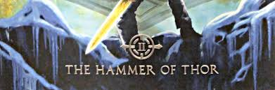 book review the hammer of thor 2016 hayley cruz