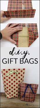 how to store wrapping paper and gift bags how to make a diy gift bag for christmas wraps learning and