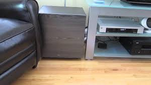 best home theater subwoofer 2011 best subwoofer powered subwoofer reivew youtube