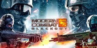 modern combat 5 apk modern combat 5 black out modded apk obb free
