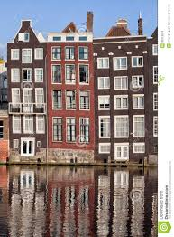 Row Houses by Row Houses In Amsterdam Stock Images Image 33313924