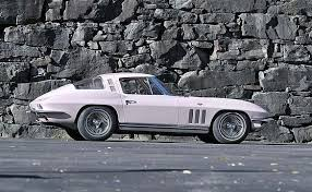 1964 corvette stingray value corvette values mid year corvette auction price pull back