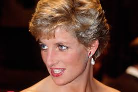 the reason princess diana cut her hair short
