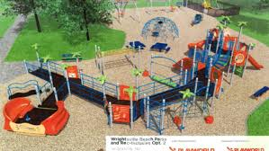 playground design wrightsville picks design for accessible playground lumina