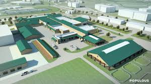 colorado state university is building a new horse hospital could