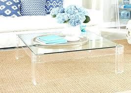 clear acrylic coffee table acrylic table ikea acrylic coffee table clear acrylic side table