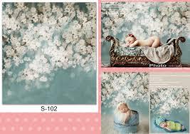 vinyl photography backdrops aliexpress buy custom newborn white floral vinyl
