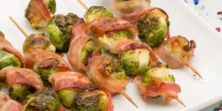 brussel sprouts for thanksgiving best bacon brussels sprout skewers recipe how to make bacon