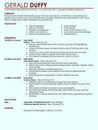 Resume Templates For Housekeeping Housekeeper Resume Renegadesolutions Us
