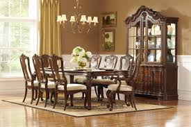 Tuscan Dining Room Chairs Dining Room Modern Dining Room Decoration Ideas Using Round Glass