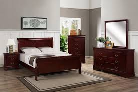 Louis Bedroom Furniture 5pc Louis Philippe Sleigh Bed Set U2013 Only 749 U2013 Springfield