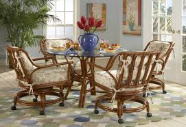 armchair floral pattern wallpaper and modern kitchen chairs with