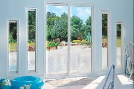 Patio Doors With Windows Vinyl Sliding Patio Doors Ellison Windows U0026 Doors