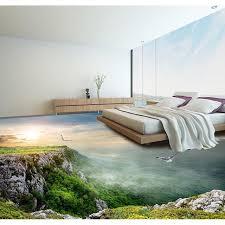 chambre en 3d de fonds d écran de incroyable paysage décoration de la chambre