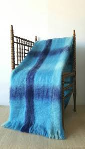 95 best vintage wool throws and blankets images on pinterest