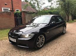bmw 330d m sport 2007 6 speed manual full main dealer bmw