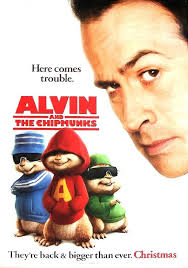 alvin chipmunks movie poster 1 9 imp awards