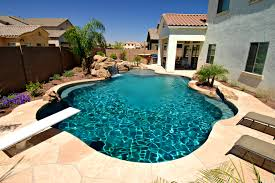 Cute Backyard Ideas by Most Backyards With A Swimming Pool Also Kitchen Series Pools