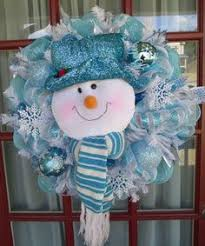 White Deco Mesh Deco Mesh White Snowflake Wreath Silver And White Tones Deco