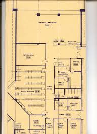 Floor Plan Of A Library by Weston A Pettey Library University Of Houston College Of