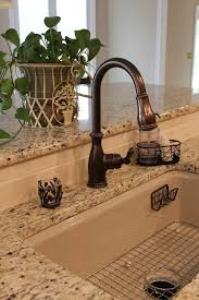 bronze faucets for kitchen 137 best kitchen and bathroom sinks images on