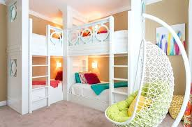 Four Bunk Bed Four Bunk Beds Plus Raising Two Beds Up High And Keeping Two Below