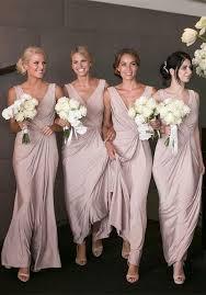 blush pink bridesmaid dresses best 25 blush bridesmaid dresses ideas on blush