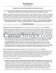 Executive Level Resume Samples by Sample Resume Job Coach Augustais