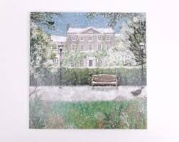 glitter royal trinity hospice christmas card 10 cards for charity