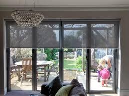kitchen window treatment for sliding glass doors latest door