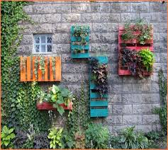 Garden Wall Decoration Ideas Outside Wall Decor Ideas Make A Photo Gallery Pic On Butterfly