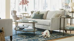 White Furniture For Living Room Furniture For Your Contemporary Home Crate And Barrel
