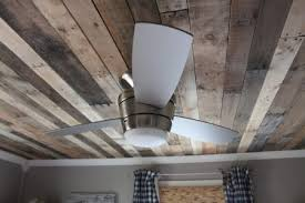 White Wood Ceiling by Remodelaholic Diy Plank Ceiling In A Beautiful White Kitchen