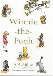 winnie pooh winnie pooh colour backs amazon uk