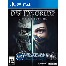 dishonored 2 limited edition best buy exclusive the royal