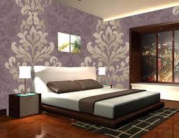 Wallpaper Design In Bedroom Wallpaper Design For Bedroom Bedroom Interior Bedroom Ideas