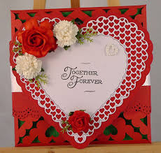 s card den anniversary card lotv your