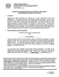 procedure manual template word free forms fillable u0026 printable