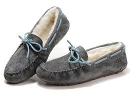 womens ugg flat shoes ugg 5131 dakota flat shoes gray ugg xz10160302 100 00