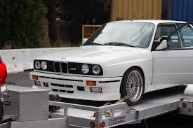 bmw e30 m3 clean californian e30 bmw m3 is going home to europe