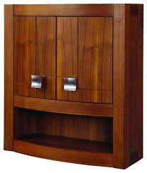 modern bathroom wall cabinett bar paneled black two door modern