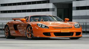 orange porsche convertible wallpaper porsche carrera gt car sports porsche carrera tuning