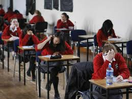 students baffled after u0027business studies u0027 question appears on