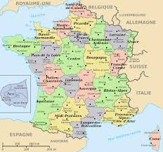 Unlv Map Introduction To Languedoc Roussillon Secrets Of Languedoc
