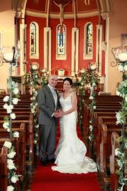 wedding flowers limerick the happy at st munchins church limerick wedding flowers